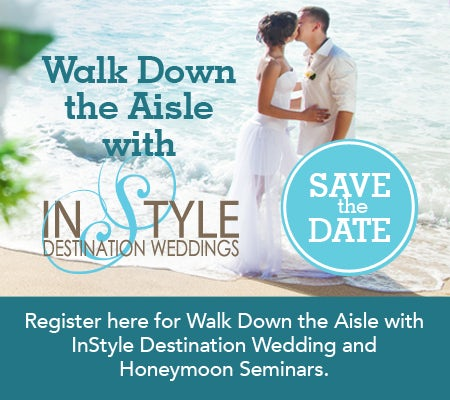 Walk Down the Aisle with InStyle