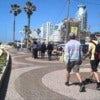 Tayelet Tel Aviv Beach road Isreal.mkv