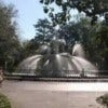 Forsyth Park Fountain in Savannah, GA