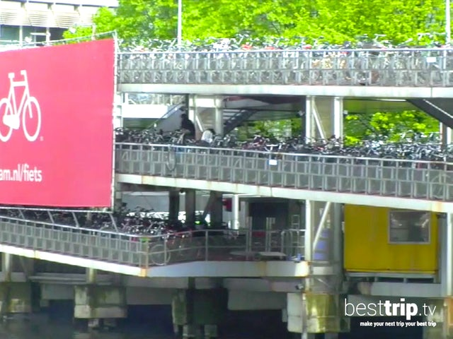 Video: Meet the Maker: Dutch Bicycles and Cycling Culture in Amsterdam