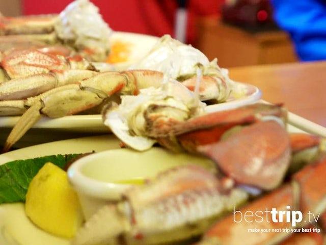 Video: Crab Feast in Alaska