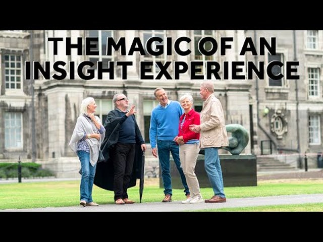 The Magic of an Insight Experience