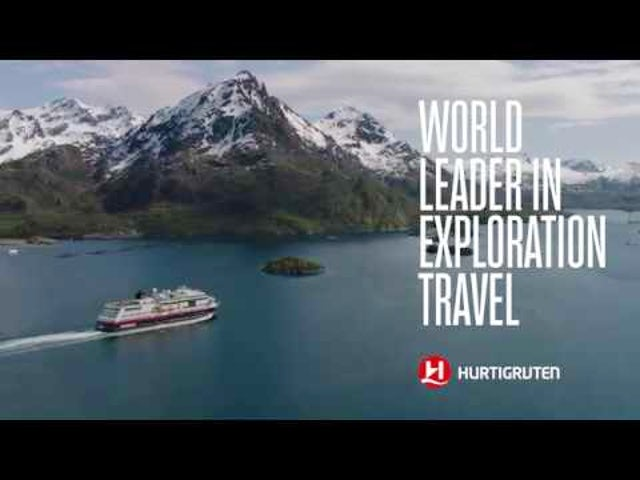 Hurtigruten Norway $400.00 Ship Credit