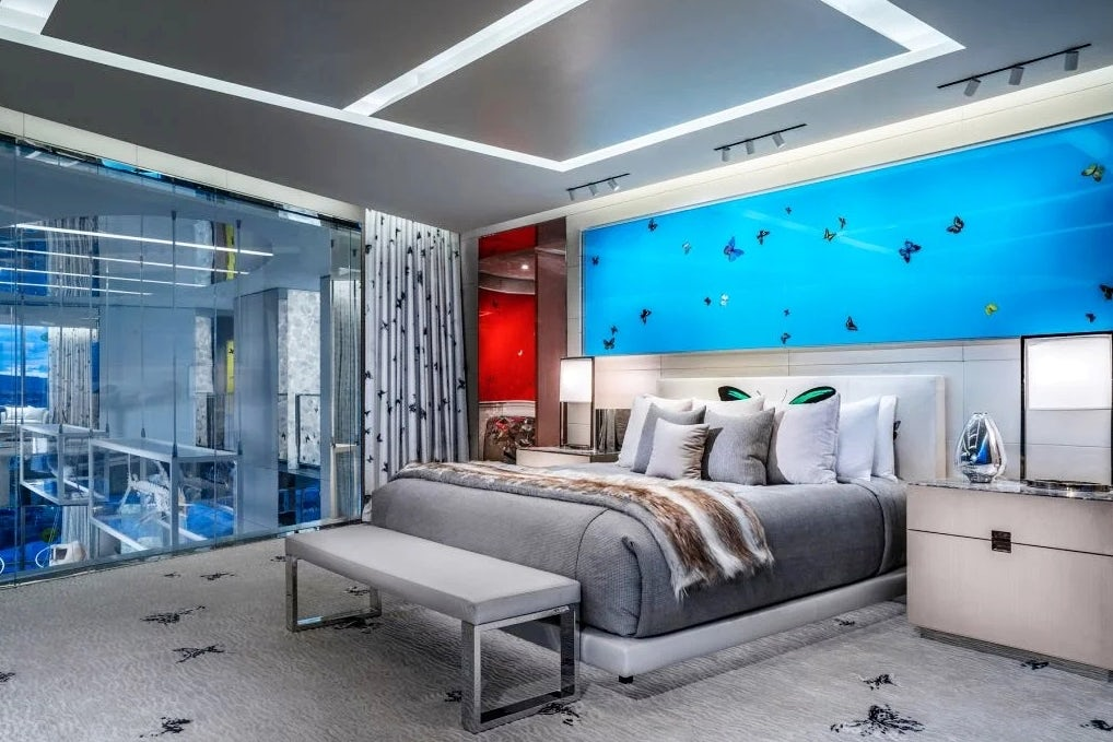 World's Most Expensive Hotel Suite