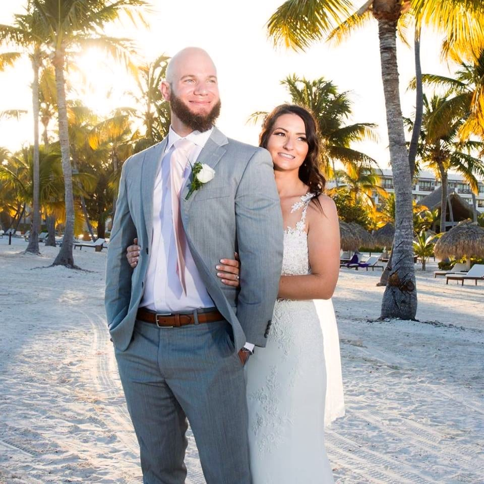 Our destination wedding was absolutely perfect!