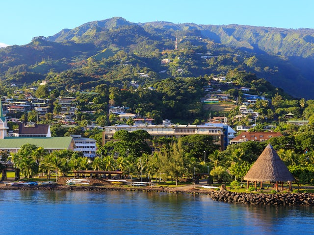 Sunday, November 17 Papeete (Tahiti), French Polynesia
