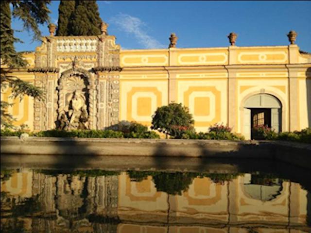 Saturday, June 8 / Florence-Villa del Cigliano - Tuscan Countryside