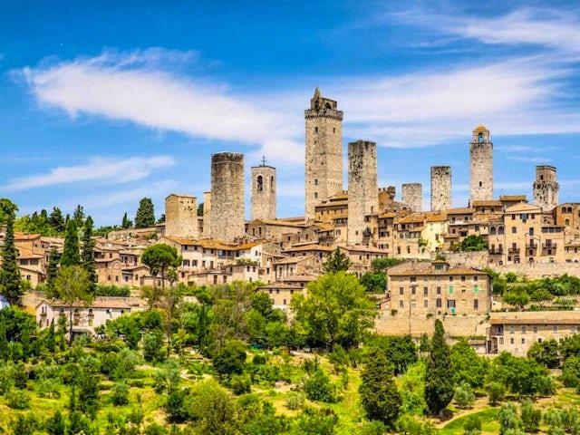 Sunday, June 9 / Casole d'Elsa- San Gimignano