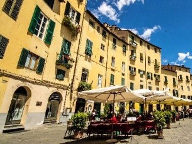 Wednesday, June 12 /Lucca and Levanto