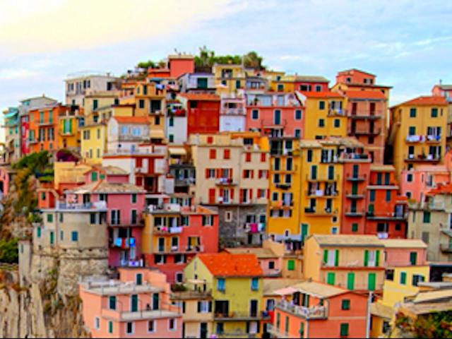 Thursday, June 13 / Levanto - Cinque Terre