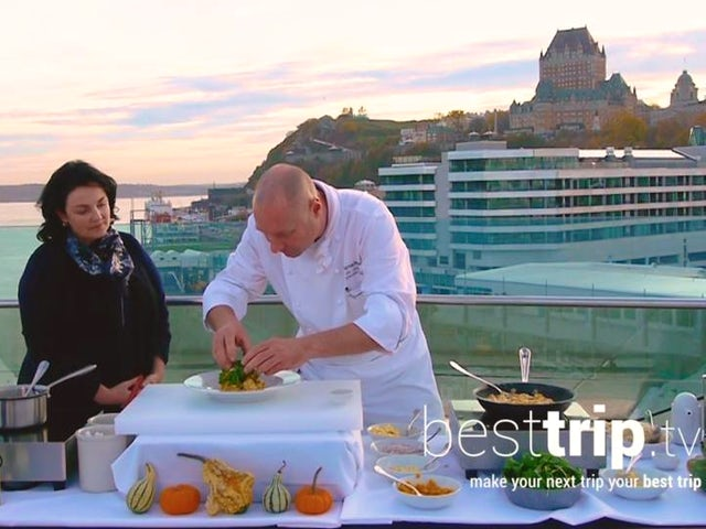 Seabourn Chef Celebrates Quebec's Harvest: Cooking with the Chef