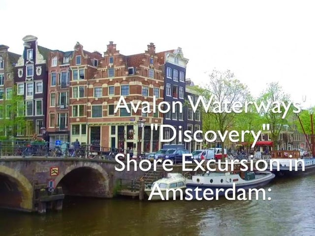 Discover Amsterdam's Local Food Scene on this Avalon Waterways Shore