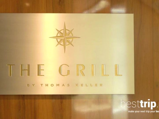 An Evening at The Grill by Thomas Keller on Seabourn