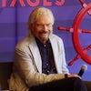Video: Sir Richard Branson Explains How He Does Cruising