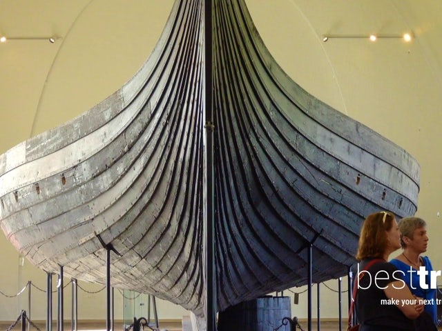 Video: The Only Place in the World with 3 Real Viking Ships