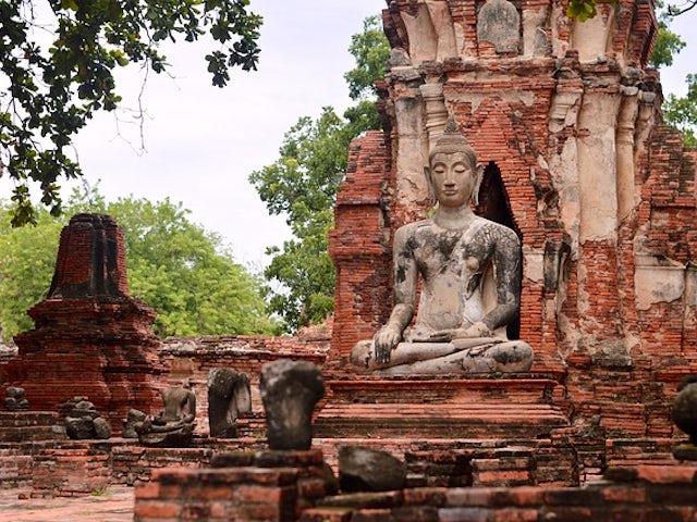 Monday 16 November – Bangkok-Ayutthaya