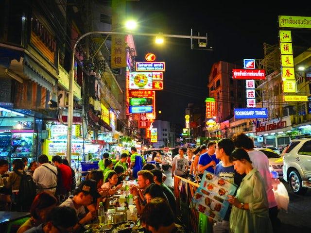 Friday 13 November – Bangkok