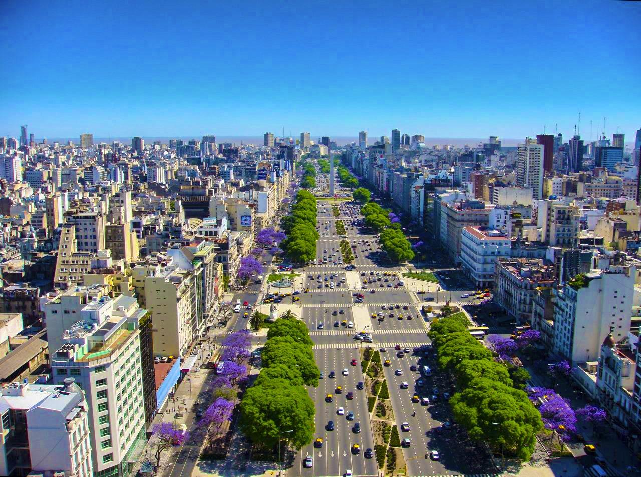 Ushuaia - Buenos Aires
