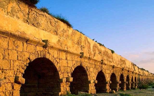Tuesday, March 26 / Hazor - Caesarea Philipp