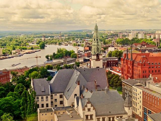 Tuesday, July 30, Szczecin, Poland