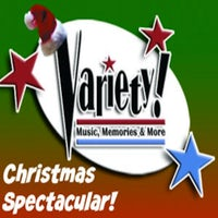 Variety! Christmas Extravaganza at Badgett Playhouse