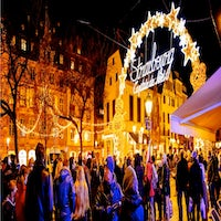Christmas Markets Cruise on the Romantic Rhine River