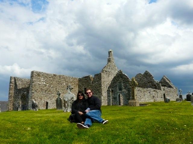 Ireland with Cheryl