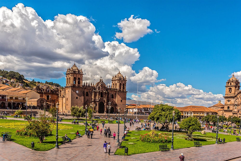 Cusco – Casa Andina Standard Plaza