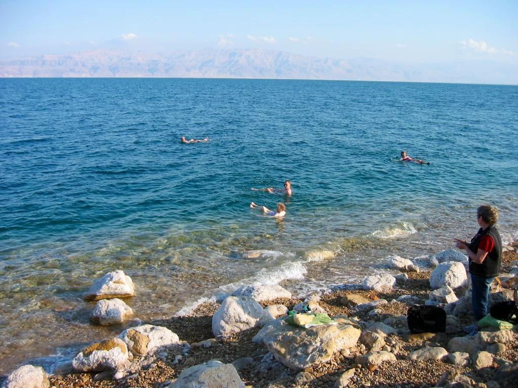 Qumran - Masada - Dead Sea