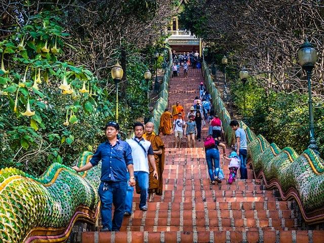 Saturday 21 November – Chiang Mai