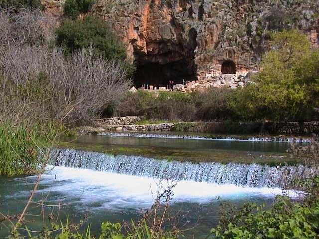 Dan - Magdala - Golan Heights