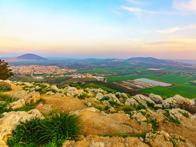 Monday, June 15, Tiberias, Israel