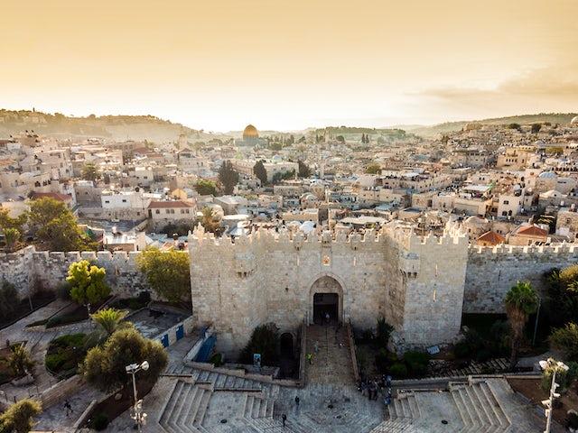 Nov 01, 2019: Jerusalem, the Old City