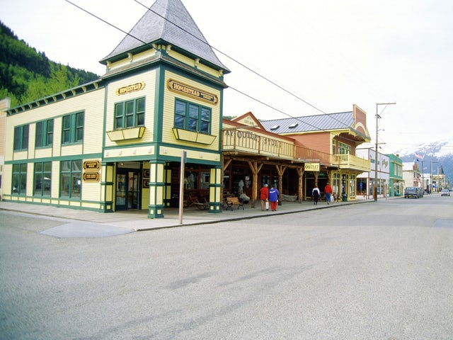 Tuesday, August 20, Port of Call: Skagway