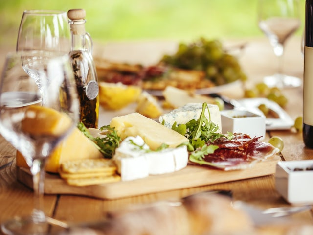 Cheese and Wine Cruise on the Luxurious Regent Voyager to the Mediterranean with Acclaimed Cheese Expert Janet Fletcher and Renowned Vintner Russ Weiss