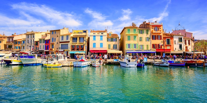 Colors of Provence 7-night cruise   March 26-April 2, 2020   aboard AmaCello