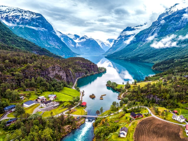 Norway July/August 2021