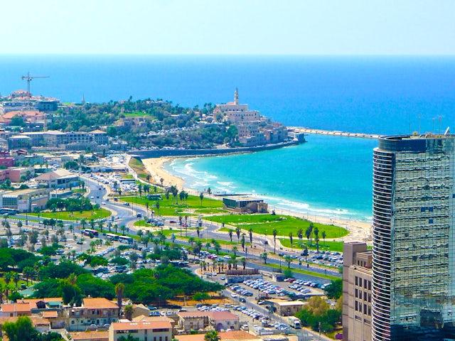 Oct 29, 2019: Tel Aviv - Jaffa - Caesarea - Nazareth - Cana - Tiberias