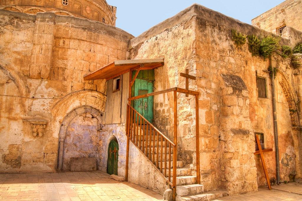 Jerusalem - Free Day