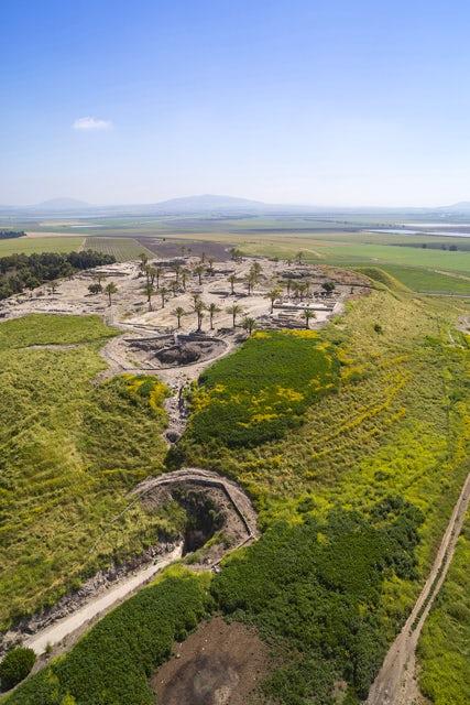 Friday, March 22 / Caesarea - Megiddo - Nazareth