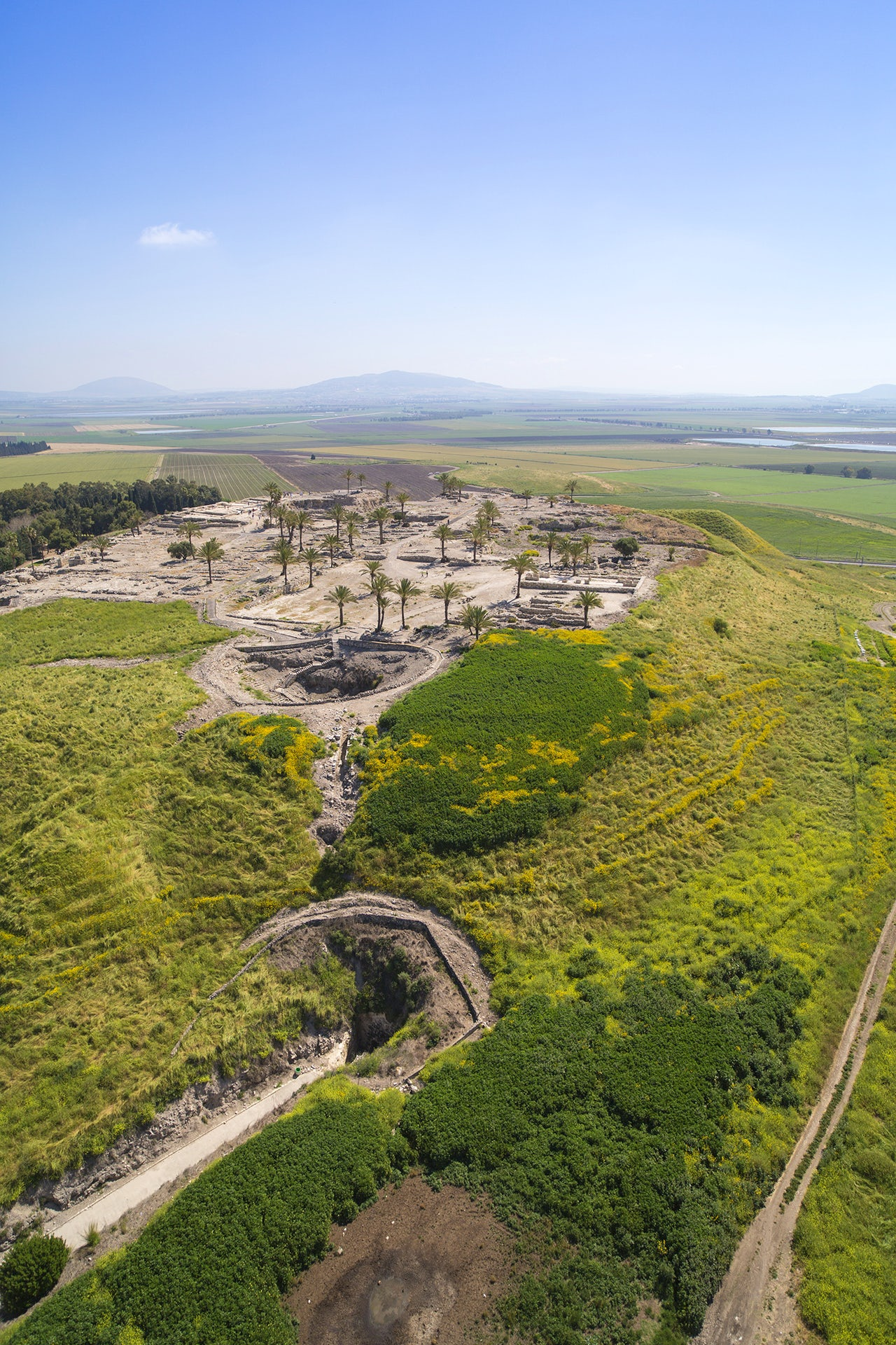 Friday, November 15 / Jesus Boat - Megiddo - Caesarea