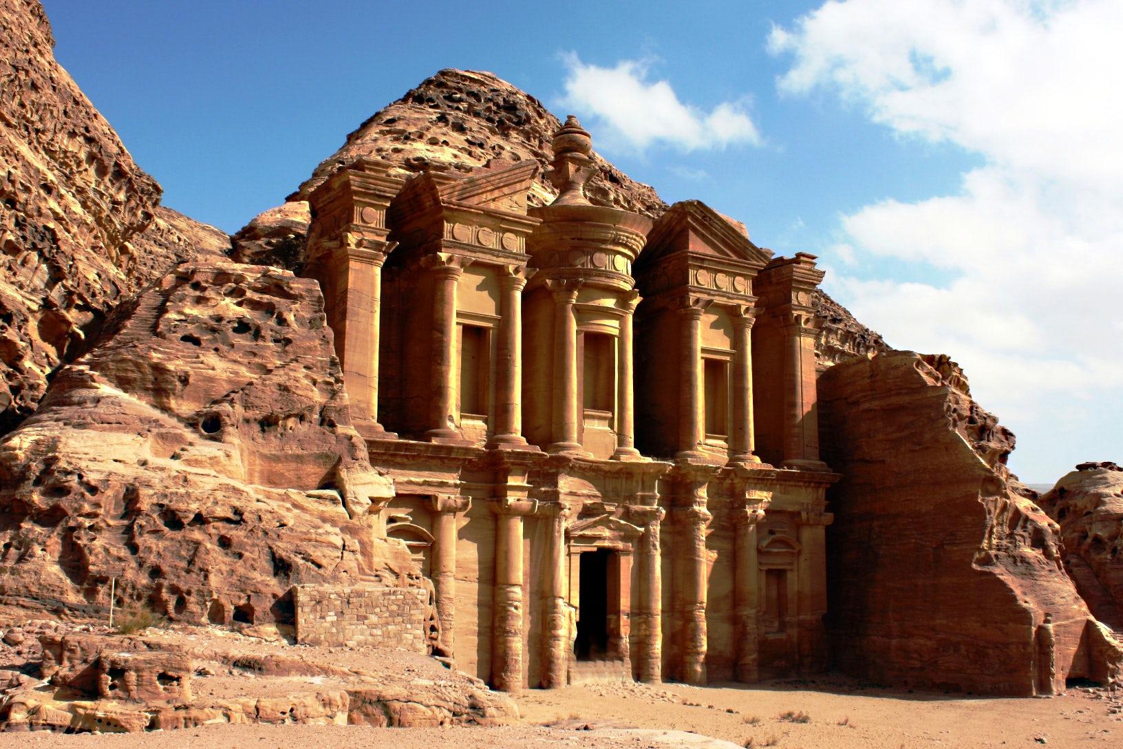 Petra Sightseeing