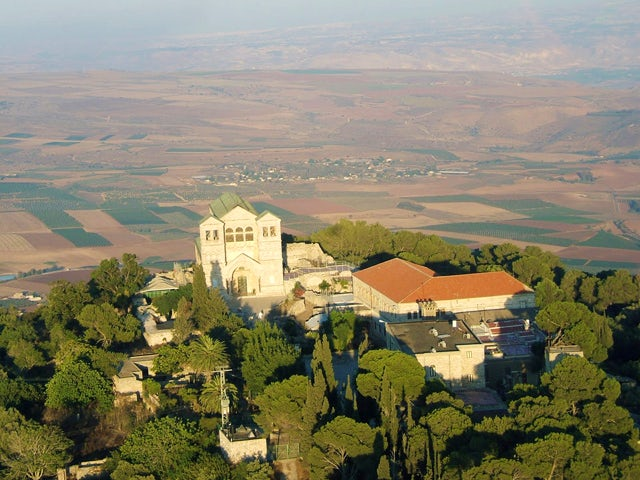 Saturday, March 23 / Nazareth - Sepphoris - Mt Tabor