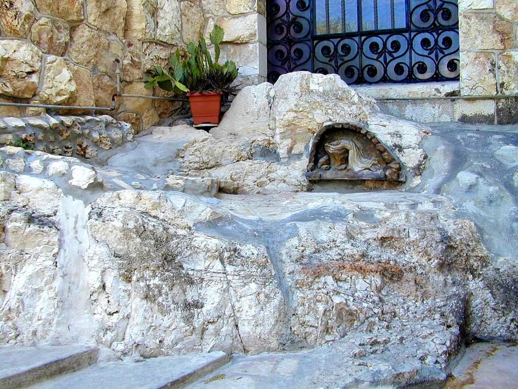Mount of Olives - Bethlehem