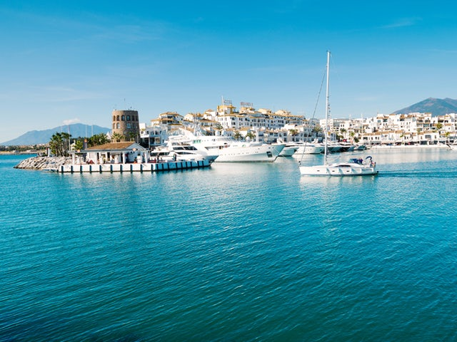 THE JEWELS OF COSTA DEL SOL & ANDALUCIA