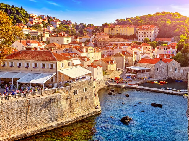 THE JEWELS OF CROATIA'S DALMATIAN COAST