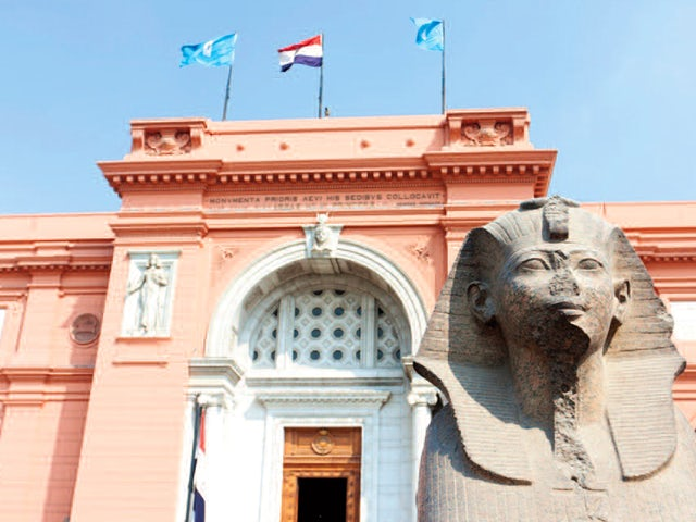 EGYPT'S SPECTACULAR JOURNEY