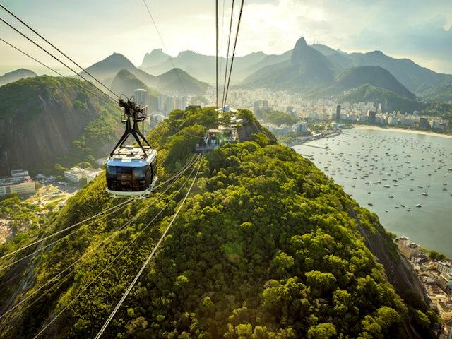 RIO DE JANEIRO & THE AMAZON