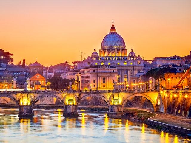 ITALY'S SUNBELT, ROME & THE AMALFI COAST (Small Group Tours Available)