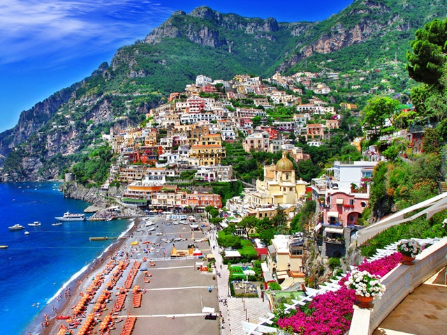 THE JEWELS OF THE AMALFI COAST